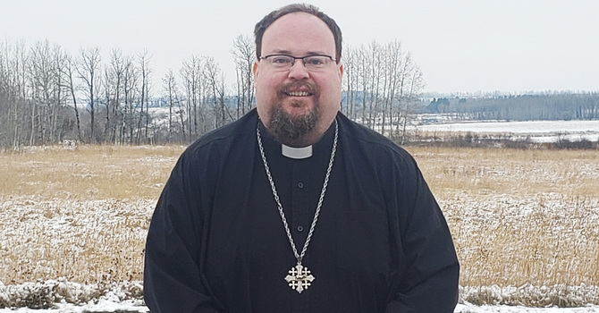 Induction of the Rev. Christopher Cook image