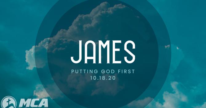 Putting God First