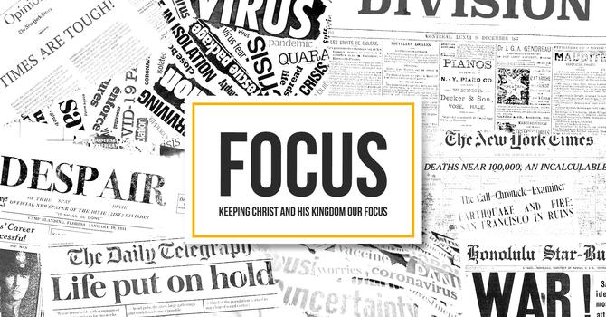 Focus on Unity