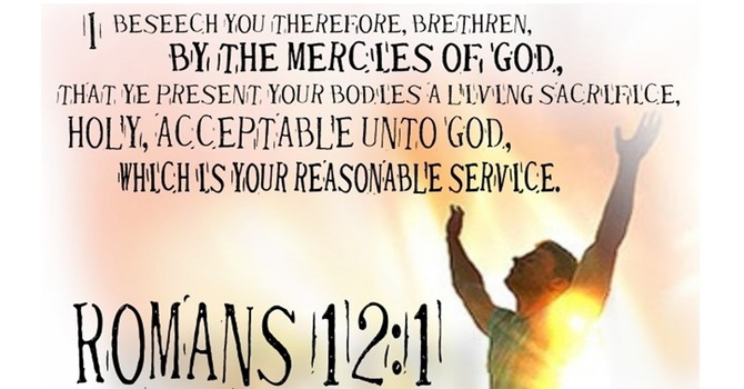 Consecrate Yourself to God
