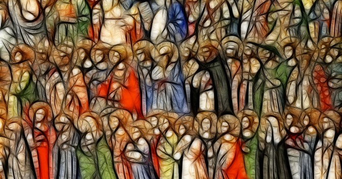 All Saints Sunday Service