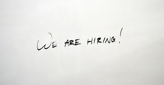 Hiring: Associate Pastor of Youth and Young Adults image