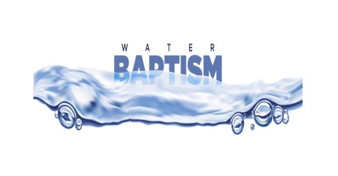 Water Baptism Class