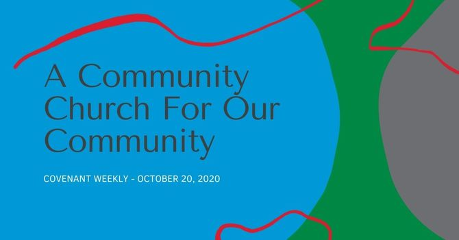 A Community Church For Our Community image