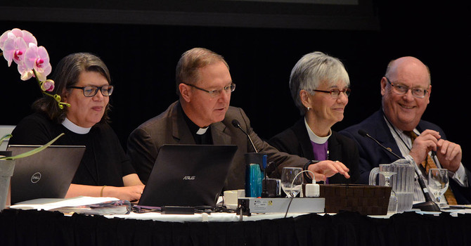 Synod 2019 Offering Surpasses Goal image