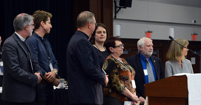 Resolutions and Elections at the 119th Synod