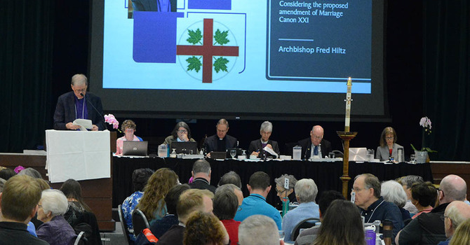 Day 2 Synod Report Selects image