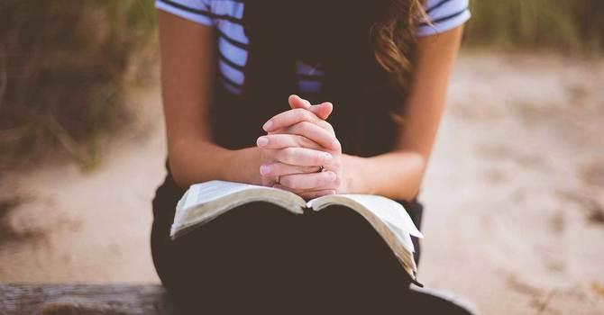 Big God, Big Prayers image