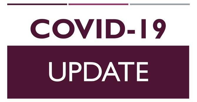 COVID-19 UPDATES/ WATCH LIVE LINK image