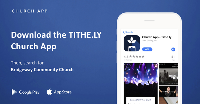 Church App Launch image
