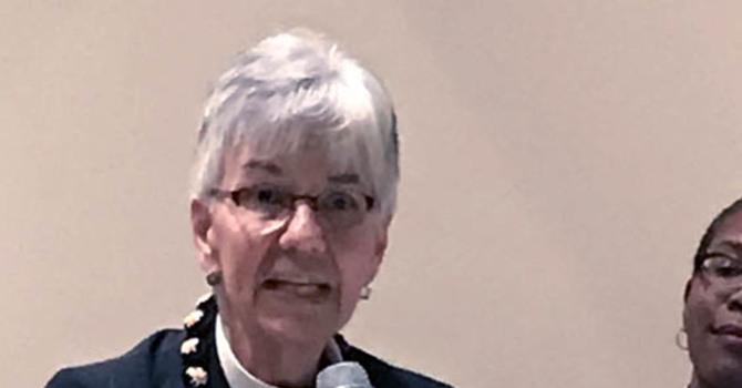 Summary of Archbishop Skelton's Plenary Address - EAM
