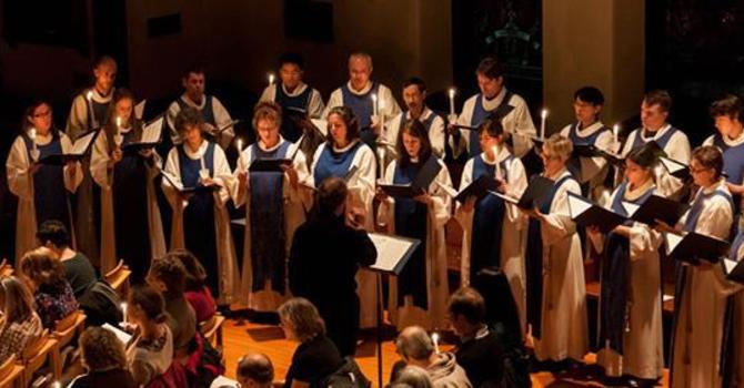 "Eight PM Christmas Eve ""Mass for the City"" Livestreamed image"