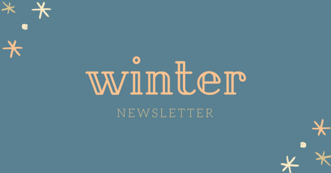2018 Trinity United Winter Newsletter image