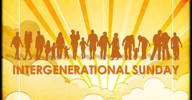 Intergenerational Sunday