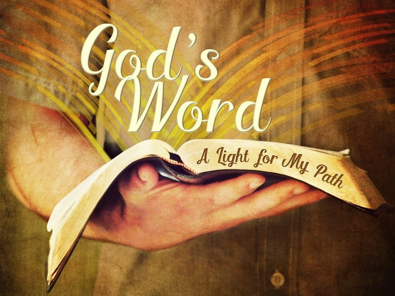 God's Word - A Light for My Path