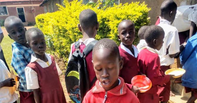 Feeding God's Kids in Africa image