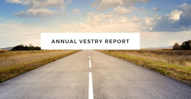 Holy Trinity Vestry Report Package image