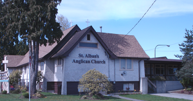 St. Alban's, Burnaby - Post Fire Open House image