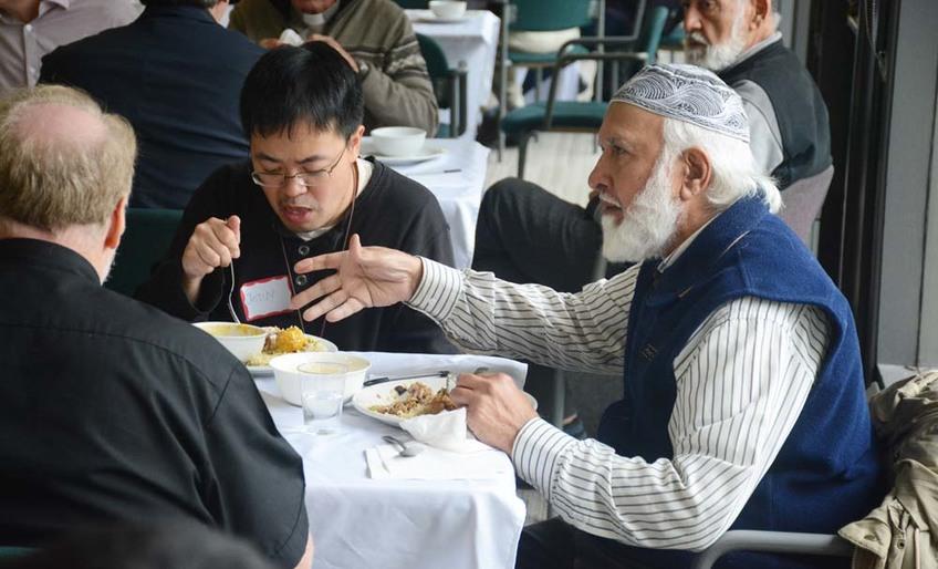 ISLAM 101 - Clergy Day