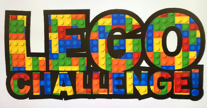 Children's Ministry Build-A-Parable Lego Challenge image