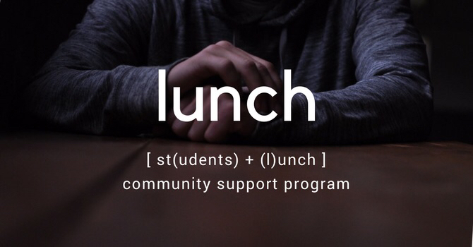 Student Lunch Ministry