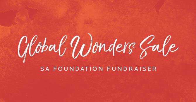 Global Wonders Sale | East Van Site