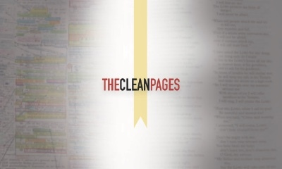 The Clean Pages