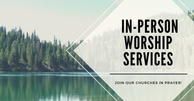 Worship With Us This Week image