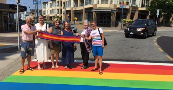 Rainbow Pride in White Rock image