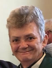 The Rev'd Judy Cross