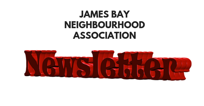 James Bay Neighbourhood Association News/ Minutes/Reports Sept.-Dec. 2018 image
