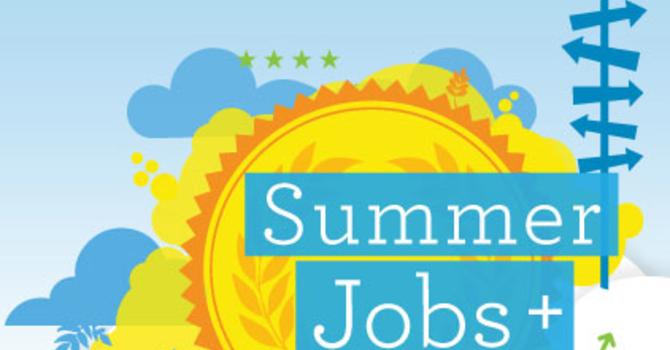 Summer student job opportunities at Emmanuel image