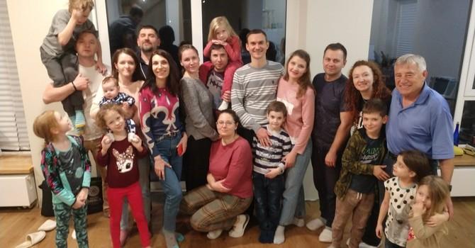 More amazing friends in Krasnodar... image
