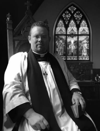 The Rev'd Father Chad McCharles