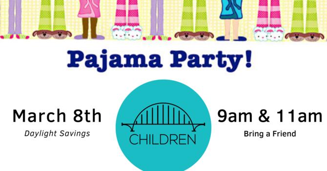 Pajama Party image