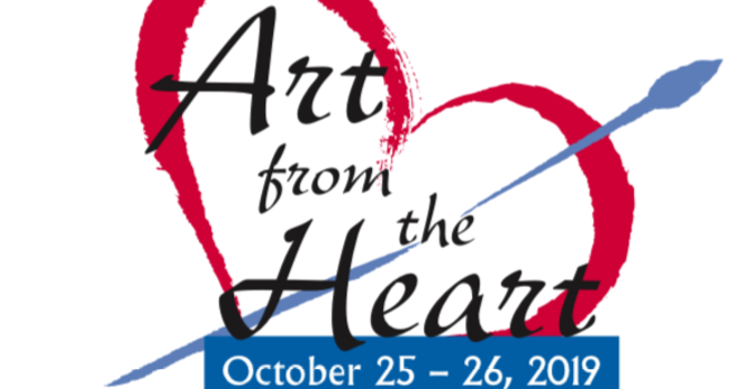 Art from the Heart 2019 image