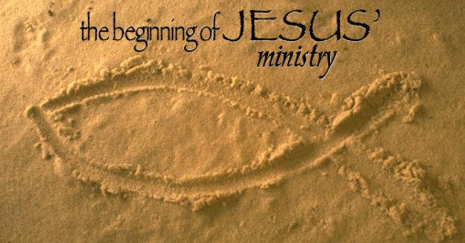 Luke 4:1-13, Luke 4:14-30, and Luke 5:1-11 image