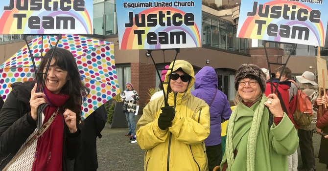 Justice Team supports First Nations