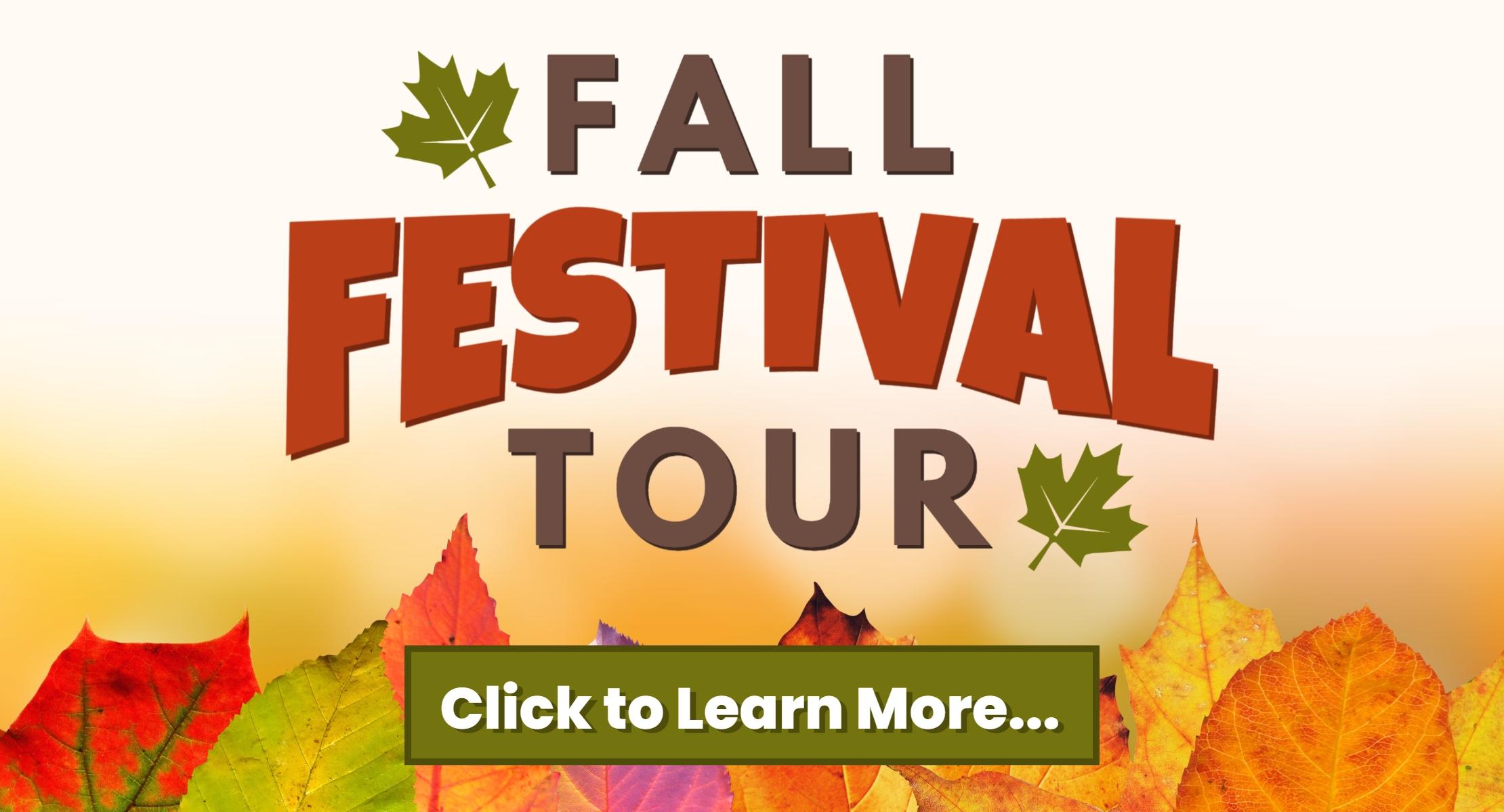 Fall Festival Tour