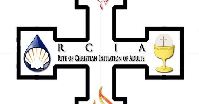 Thinking of becoming Catholic?  Want to be baptized?   image