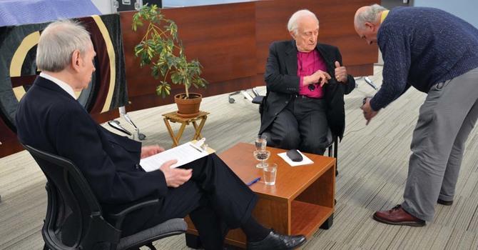 Archbishop Hambidge Interview