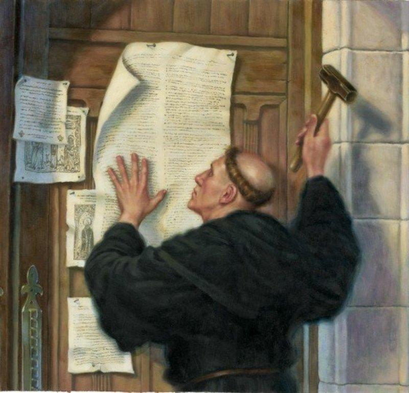 """The Spirit of Reformation"""