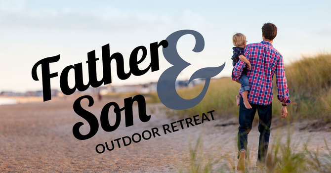 Father & Son Outdoor Retreat image