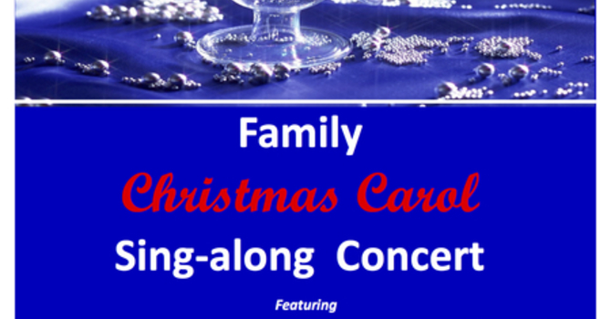 Family Christmas Carol Sing-along Concert