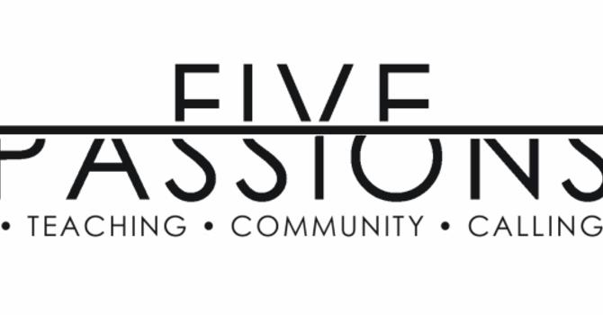5 Passions of Jesus