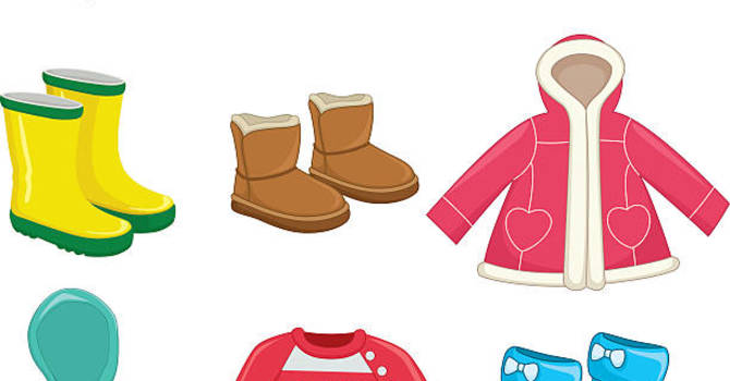 Winter Clothing for the Fattal Family image