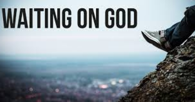 Waiting for God image
