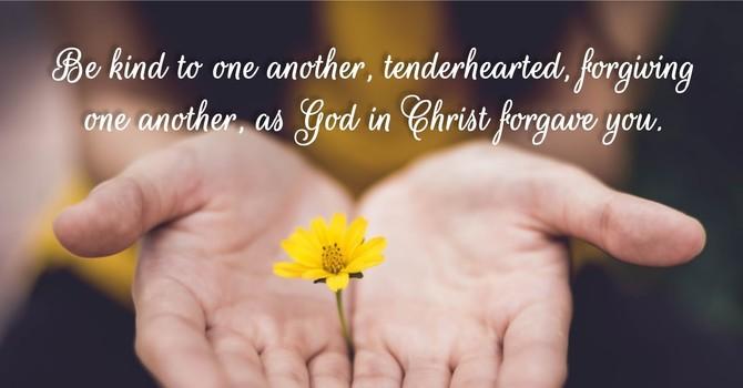 God's Story of Forgiveness
