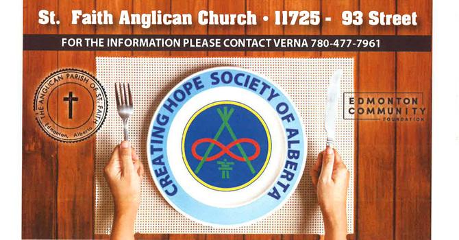 Creating Hope Society Community Luncheon