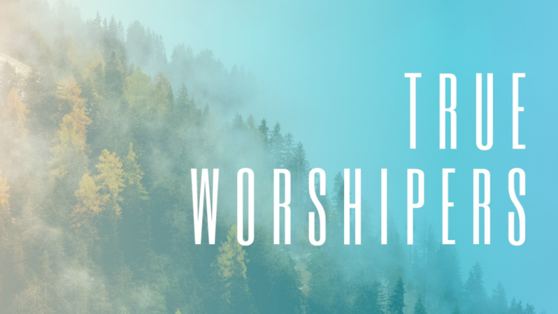 Worship as Lifestyle